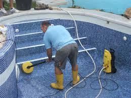 تنظيف وصيانة مسابح براس تنورة